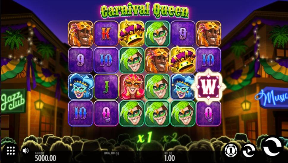 Carnival Queen - Slot