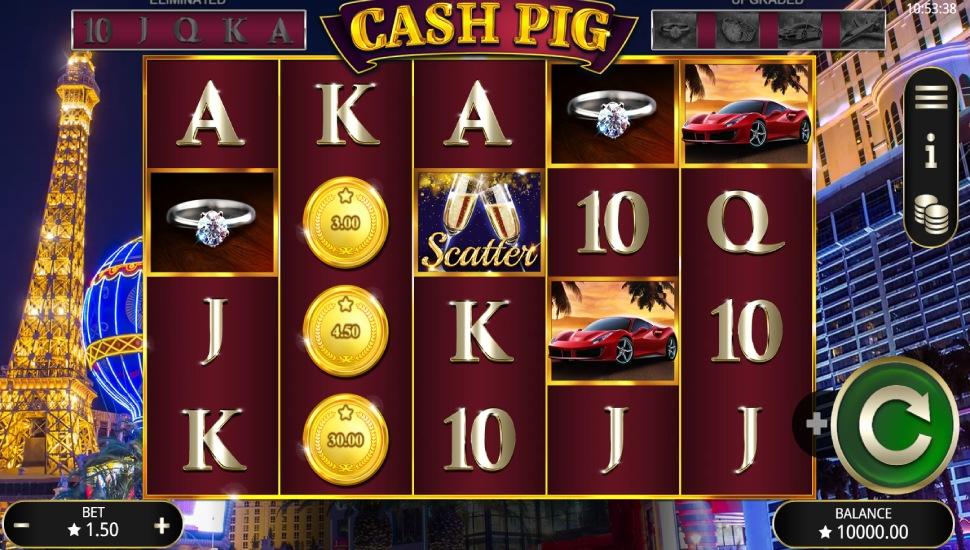 Cash Pig - Slot