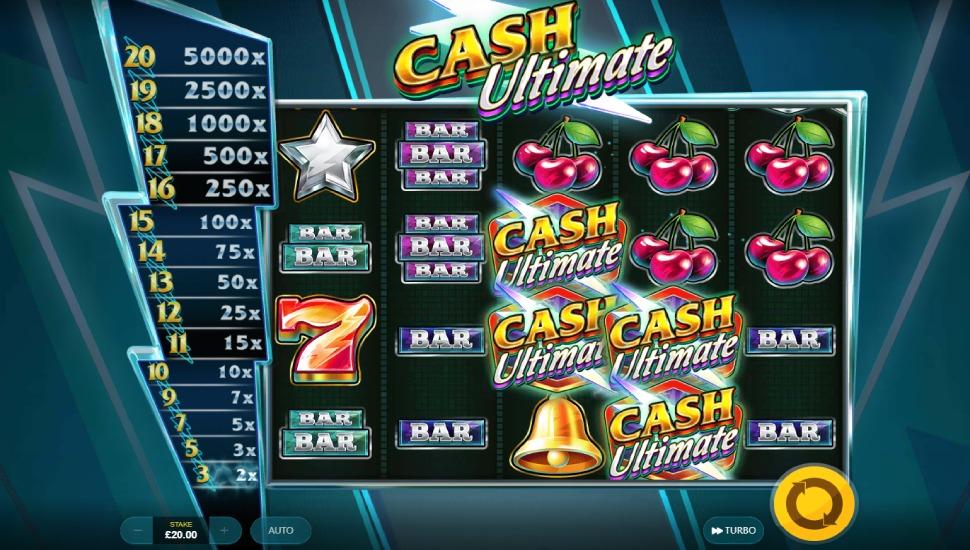 Cash Ultimate - Bonus Features