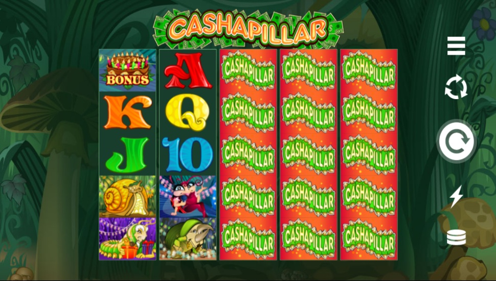 Cashapillar - Slot