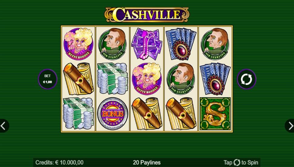 Cashville - Slot