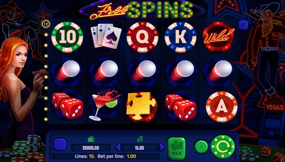 #Casinonight - Bonus Features
