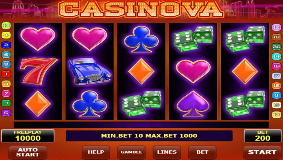 Casinova - Slot