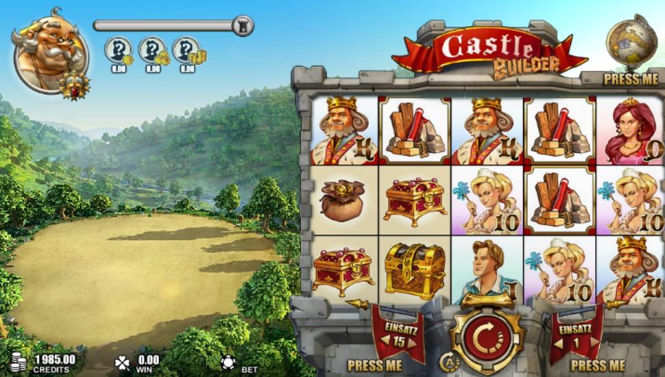Castle Builder - Slot