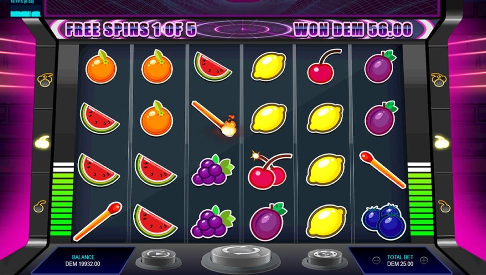 Cherry Bombs - Bonus Features