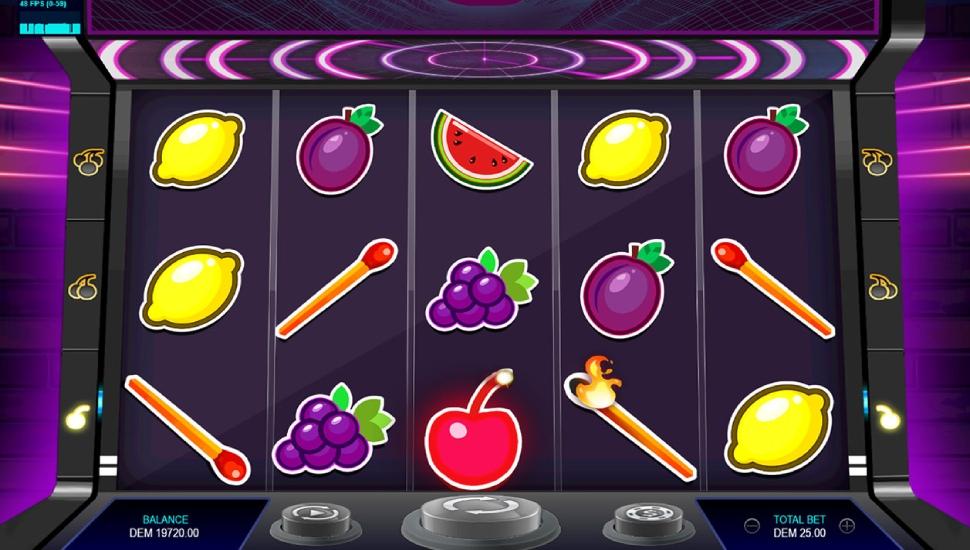 Cherry Bombs - Slot