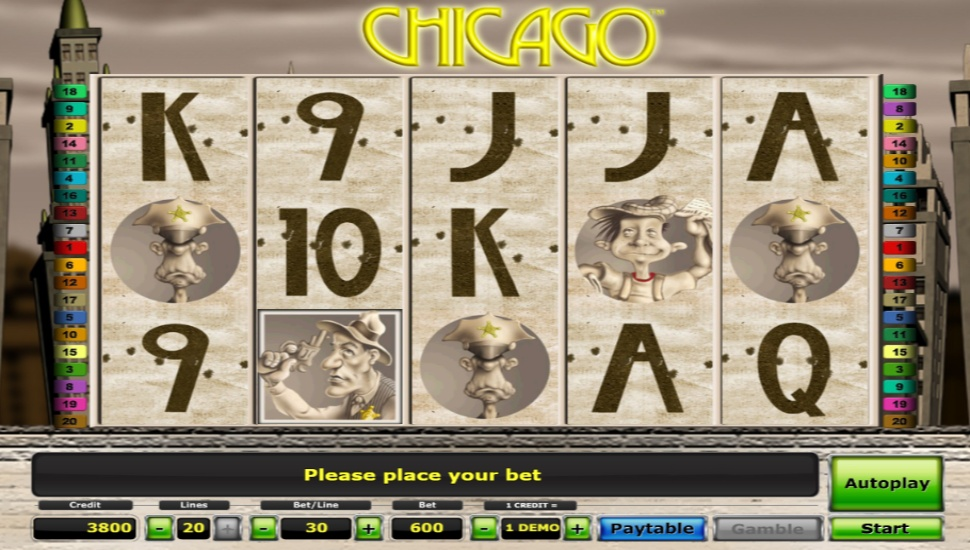 Chicago - Slot