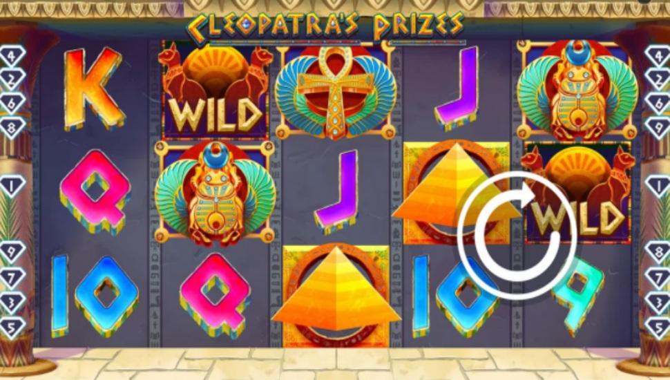 Cleopatra's Prizes - Slot