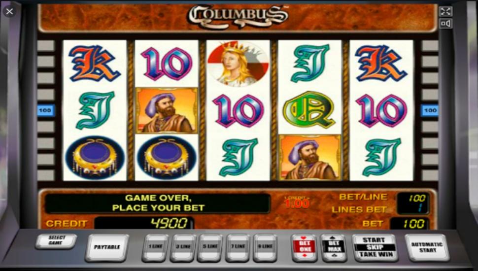 Columbus - Slot