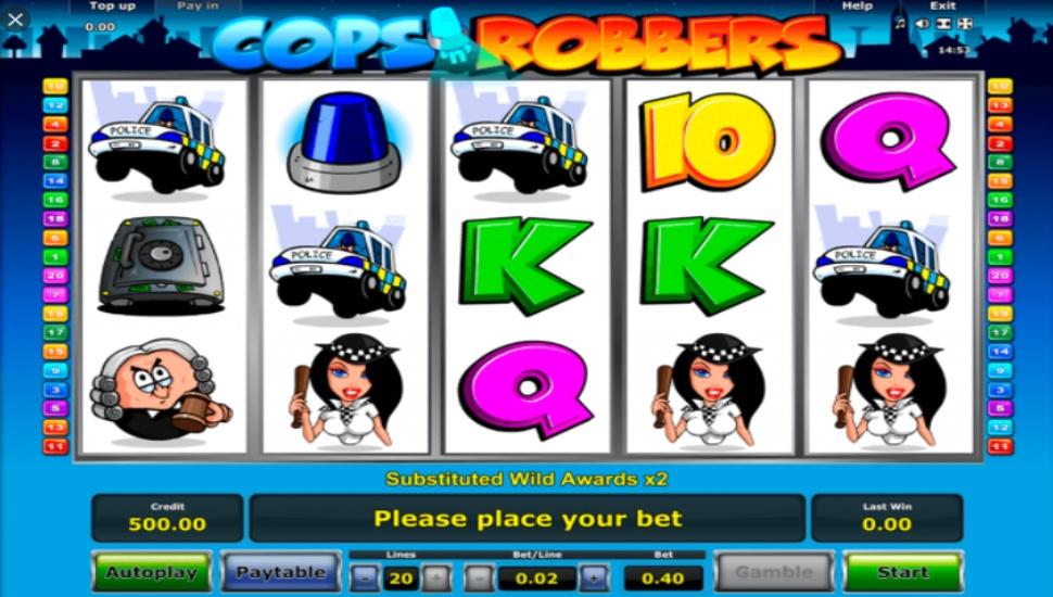 Cops n' Robbers - Slot