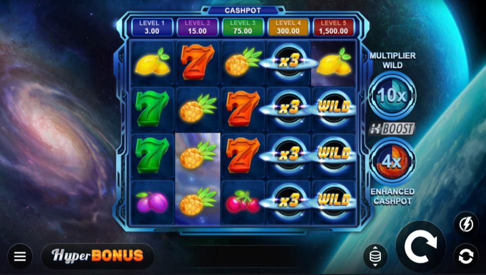 Cosmic Charms - Slot