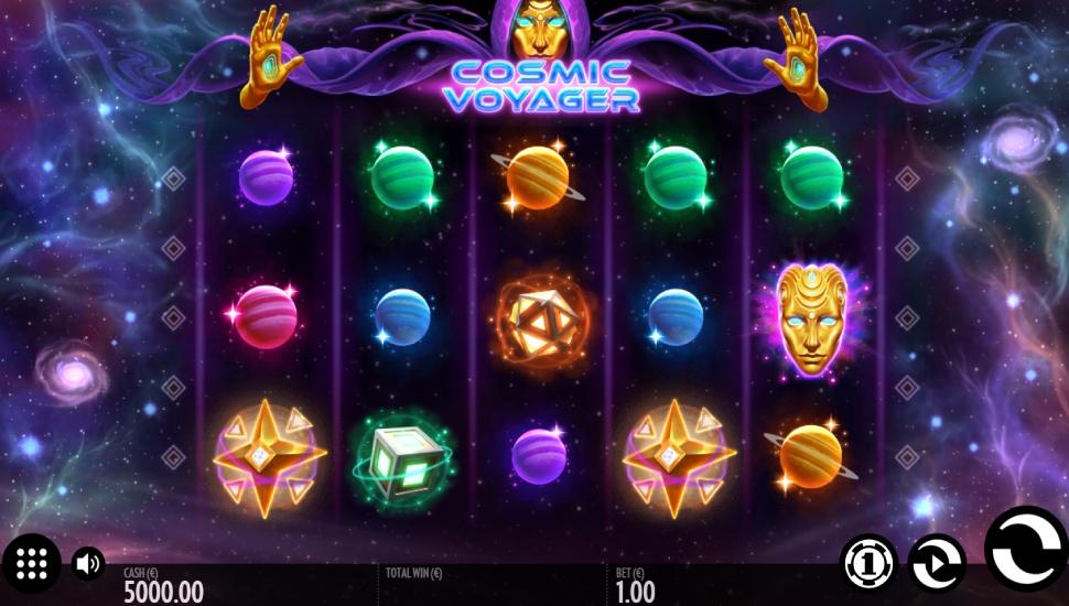 Cosmic Voyager - Slot