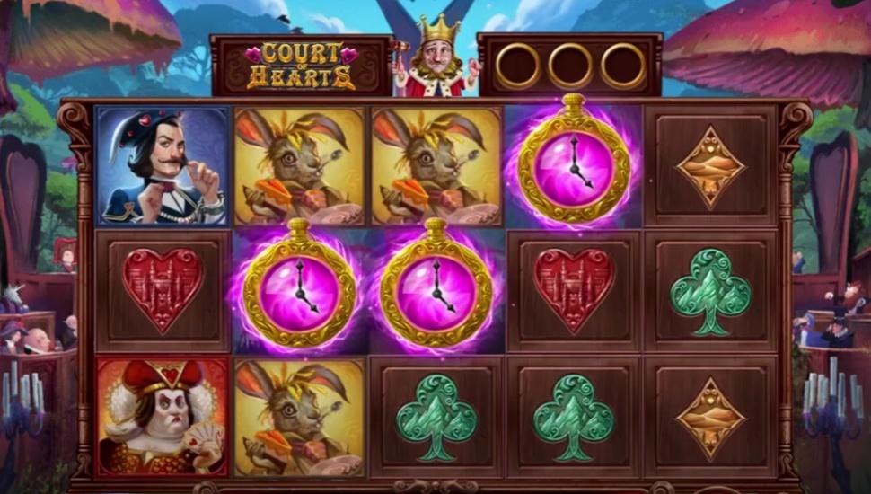 Court of Hearts - Bonus Features