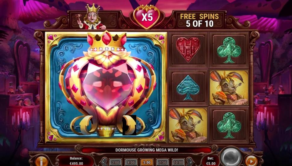 Court of Hearts - Bonus Features2