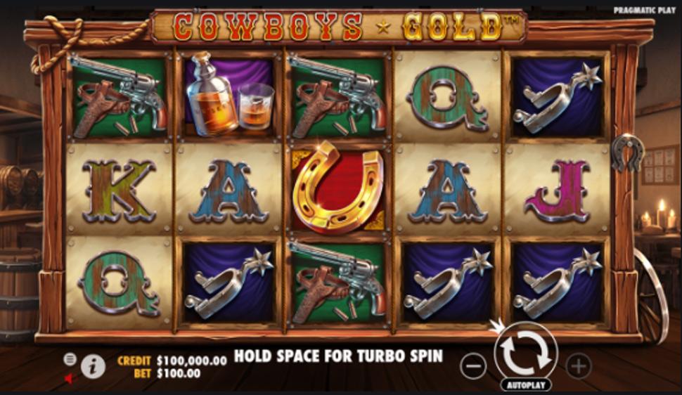 Cowboys Gold - slot