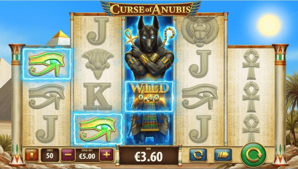 Curse of Anubis - Bonus Features