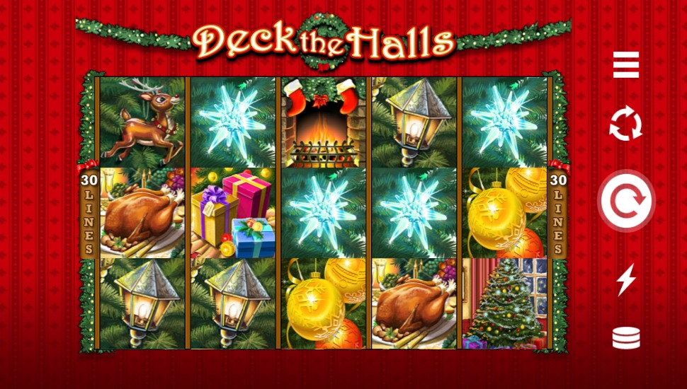 Deck the Halls - Slot