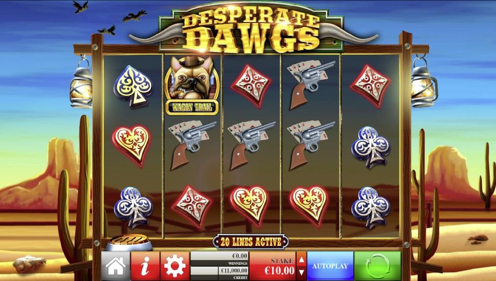 Desperate Dawgs - Slot