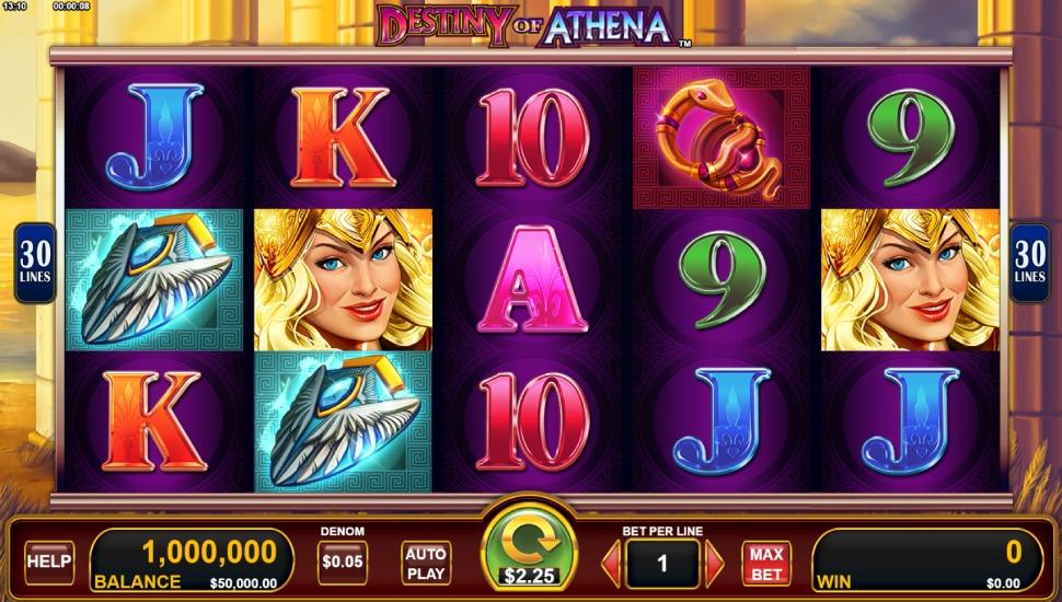 Destiny of Athena - Slot