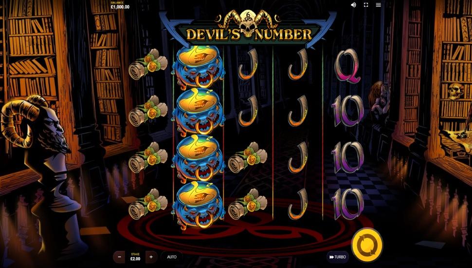 Devil's Number - Slot