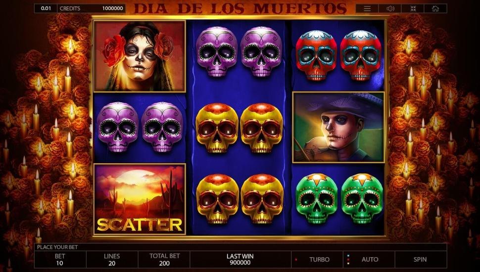 Dia de los Muertos - Slot