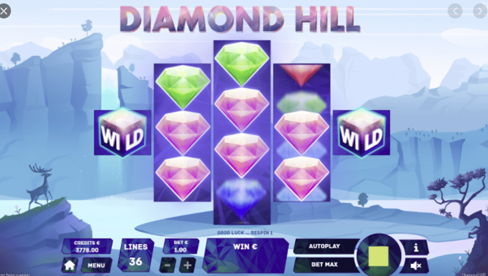 Diamond Hill - slot