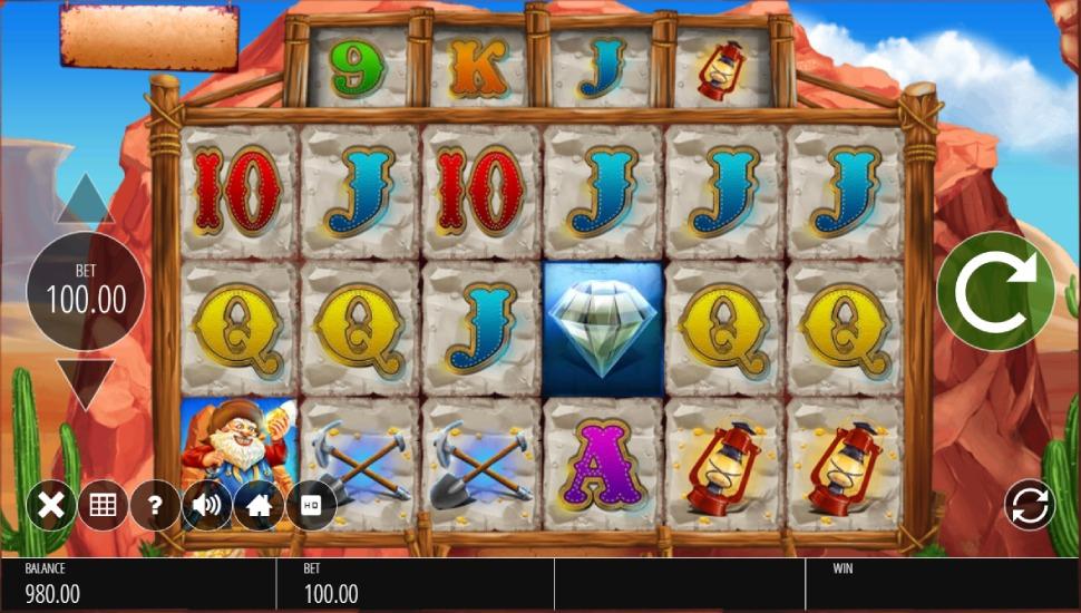 Diamond Mine Megaways - Slot