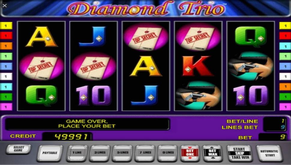 Diamond Trio - Slot