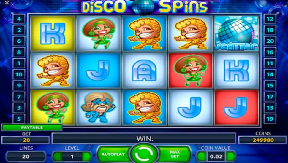 Disco Spins - Slot