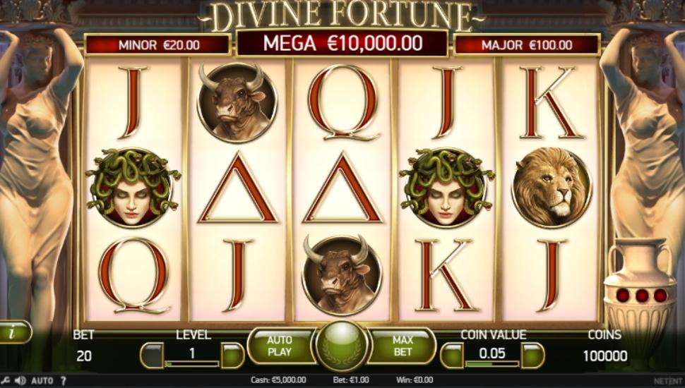 Divine Fortune - Slot