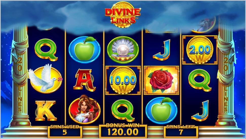 Divine Links - Slot