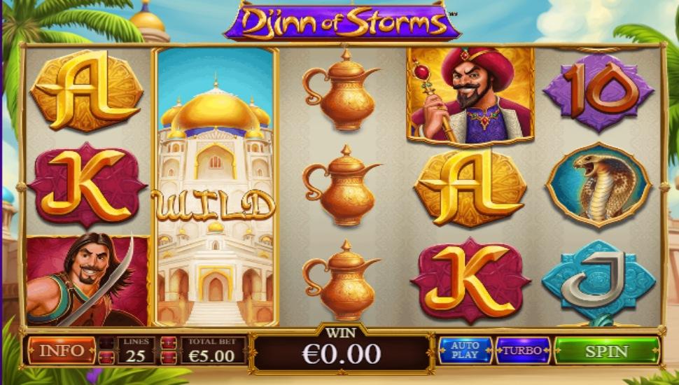 Djinn Of Storms - Bonus Features