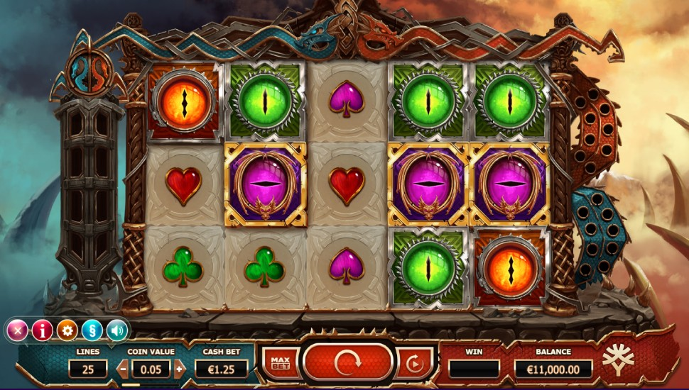 Double Dragons - Slot