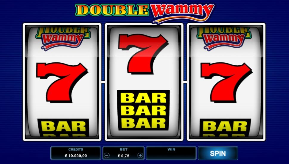 Double Whammy - Slot