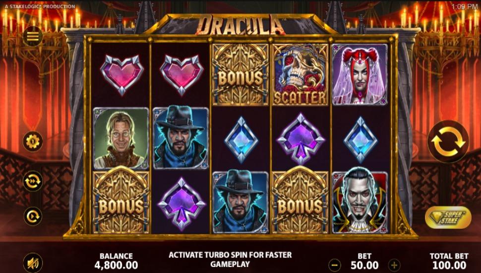 Dracula - Bonus Features