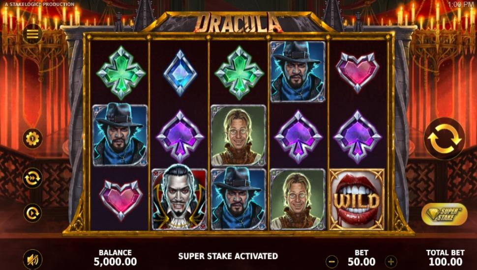 Dracula - Slot