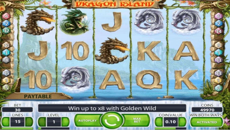 Dragon Island - Slot