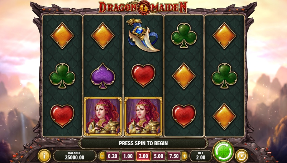 Dragon Maiden - Slot
