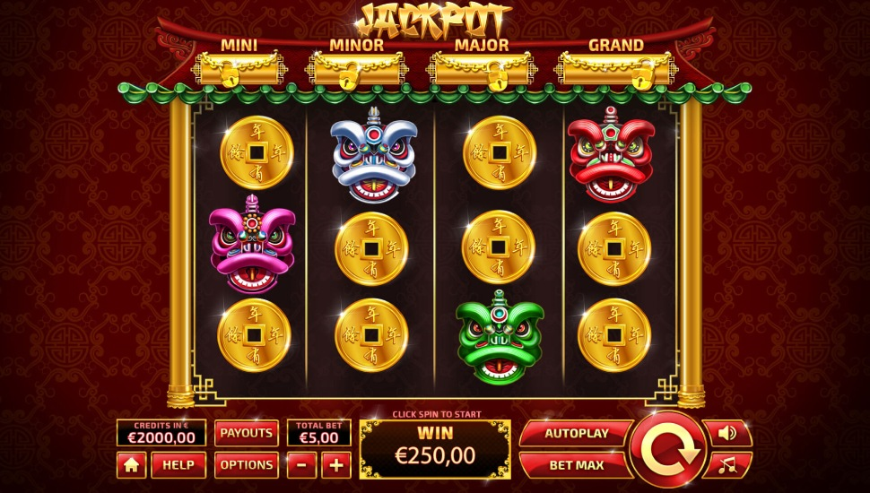 Dragon Riches - Slot