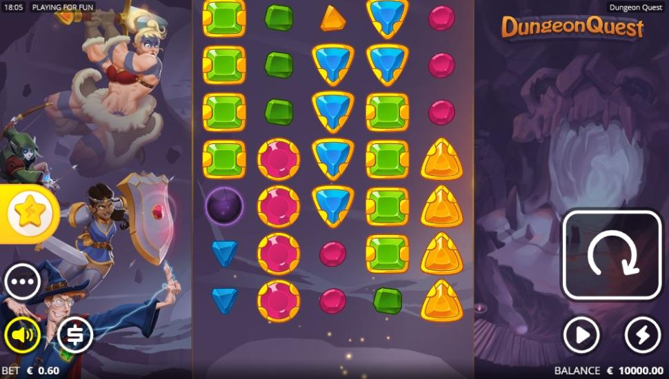 Dungeon Quest - Slot