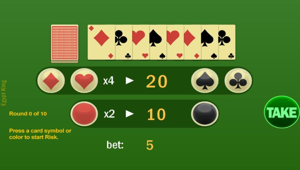 Egypt King - Bonus Features