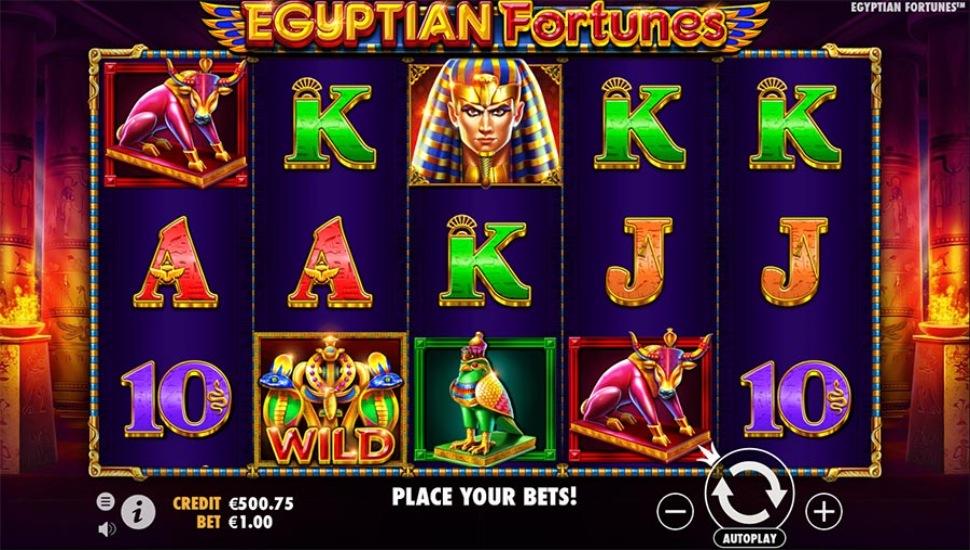 Egyptian Fortunes - Slot