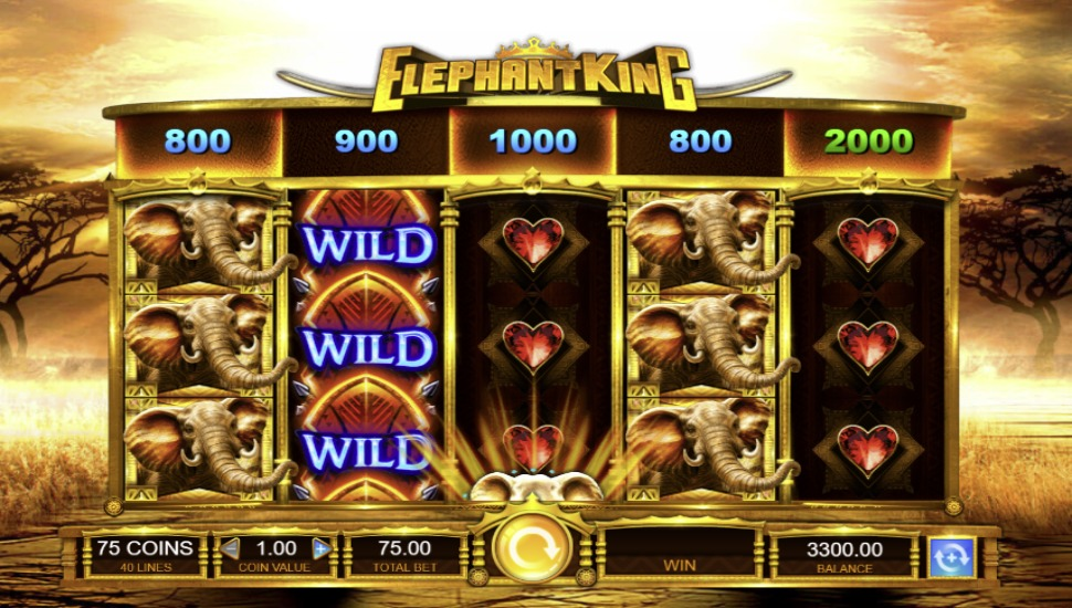 Elephant King - Slot