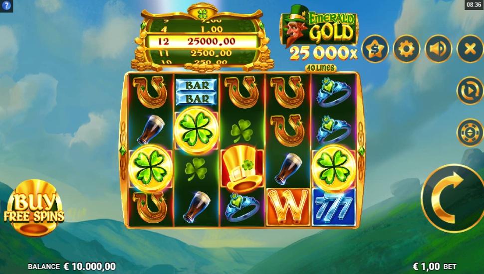Emerald Gold - Slot