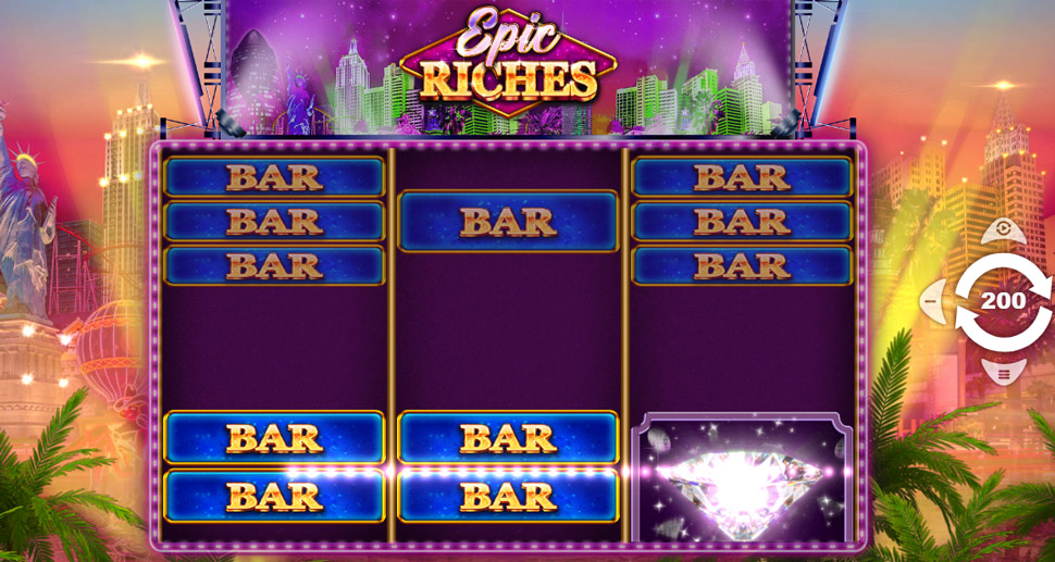 Epic Riches - slot