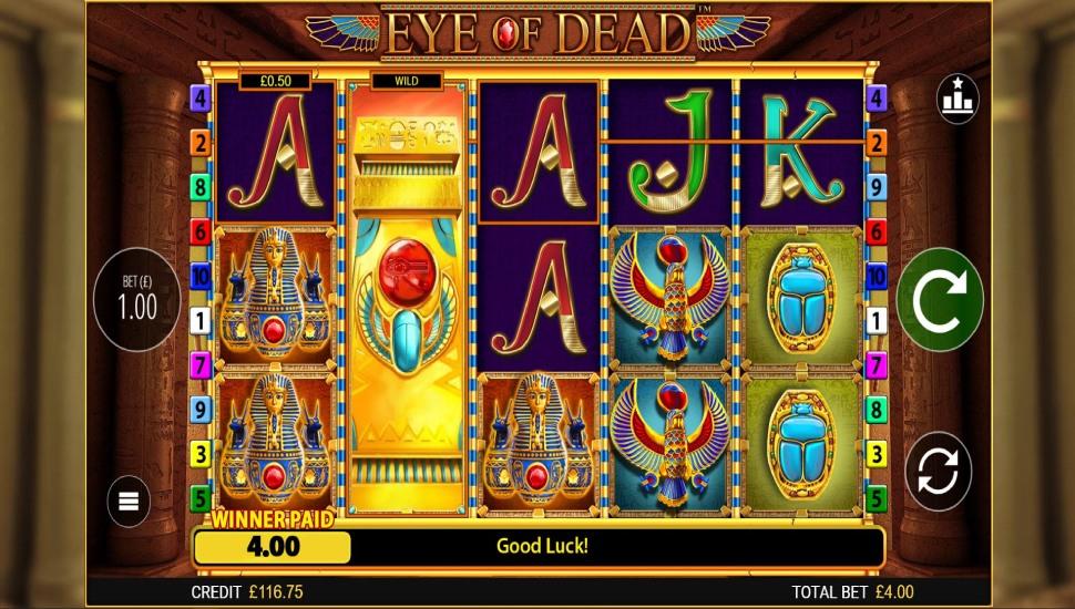 Eye of Dead - Bonus Features