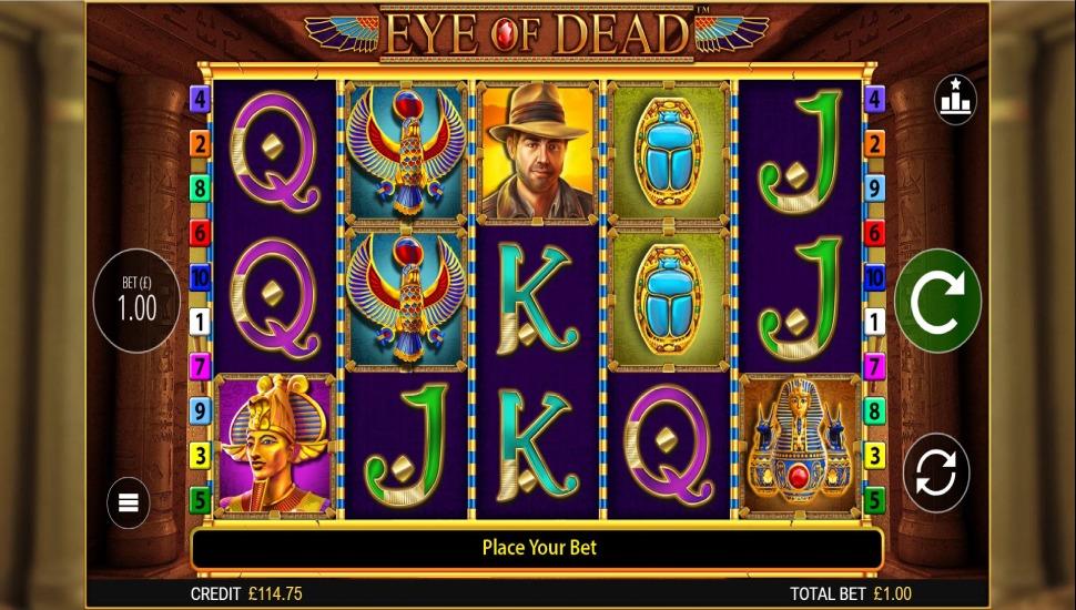 Eye of Dead - Slot