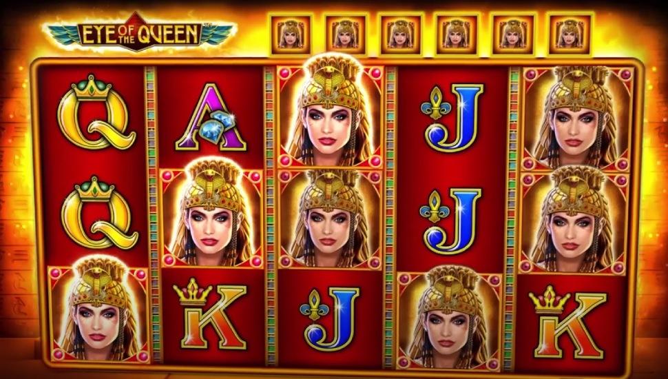 Eye of the Queen - Slot