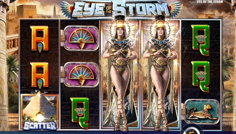 Eye of the Storm -Bonus Features