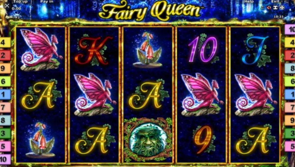 Fairy Queen - Slot